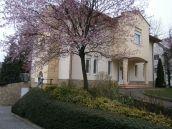 Rózsadombon diplomata lakóparkban 400m2-es önálló villa eladó